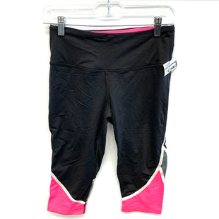Primary Photo - BRAND: VICTORIAS SECRET STYLE: ATHLETIC CAPRIS COLOR: PINKBLACK SIZE: S SKU: 205-205250-69497