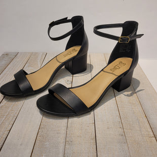 Primary Photo - BRAND: BRASH STYLE: SANDALS LOW COLOR: BLACK SIZE: 8 SKU: 205-205318-3741SIZE 8 WIDE