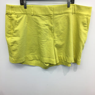 Primary Photo - BRAND: LANE BRYANT STYLE: SHORTS COLOR: NEON SIZE: 26 SKU: 205-205250-64321
