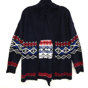 Primary Photo - BRAND: MERONA STYLE: SWEATER CARDIGAN HEAVYWEIGHT COLOR: MULTI SIZE: S SKU: 205-205299-9996