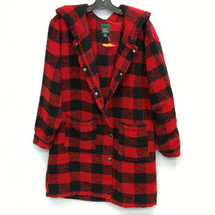 Primary Photo - BRAND: WILD FABLE STYLE: JACKET OUTDOOR COLOR: RED BLACK SIZE: M SKU: 205-205250-74183