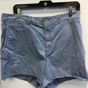 Primary Photo - BRAND: BANANA REPUBLIC STYLE: SHORTS COLOR: BLUE SIZE: 18 SKU: 205-205299-16490