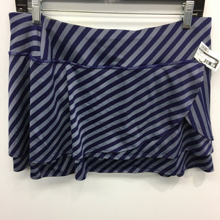 Primary Photo - BRAND: ATHLETA STYLE: ATHLETIC SKIRT SKORT COLOR: STRIPED SIZE: L SKU: 205-205250-77888