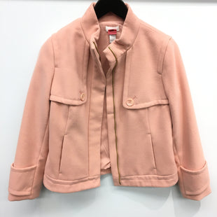 Primary Photo - BRAND: CHICOS STYLE: JACKET OUTDOOR COLOR: PINK SIZE: S SKU: 205-205280-20027