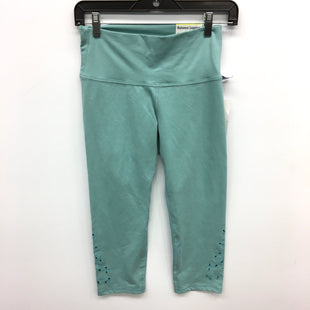 Primary Photo - BRAND: OLD NAVY STYLE: ATHLETIC CAPRIS COLOR: LIGHT BLUE SIZE: M SKU: 205-205299-12793