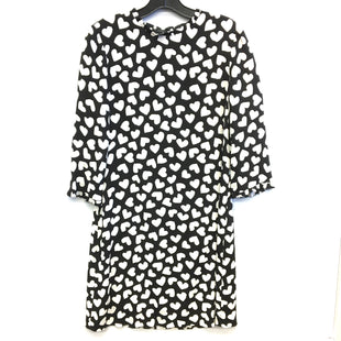 Primary Photo - BRAND: KATE SPADE STYLE: DRESS DESIGNER COLOR: BLACK WHITE SIZE: M OTHER INFO: DESIGNER SKU: 205-205250-71167