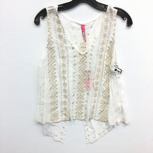 Primary Photo - BRAND: ANTHROPOLOGIE STYLE: TOP SLEEVELESS COLOR: MULTI SIZE: XS OTHER INFO: PLENTY BY TRACY REESE SKU: 205-205318-3898
