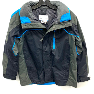 Primary Photo - BRAND: COLUMBIA STYLE: JACKET OUTDOOR COLOR: BLACK SIZE: M SKU: 205-205280-12428