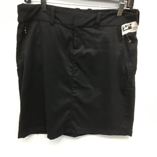 Primary Photo - BRAND: NORTHFACE STYLE: ATHLETIC SKIRT SKORT COLOR: BLACK SIZE: 6 SKU: 205-205250-61525