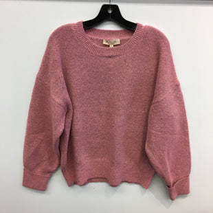 Primary Photo - BRAND: PHILOSOPHY STYLE: SWEATER HEAVYWEIGHT COLOR: PINKSIZE: L SKU: 205-205250-74787