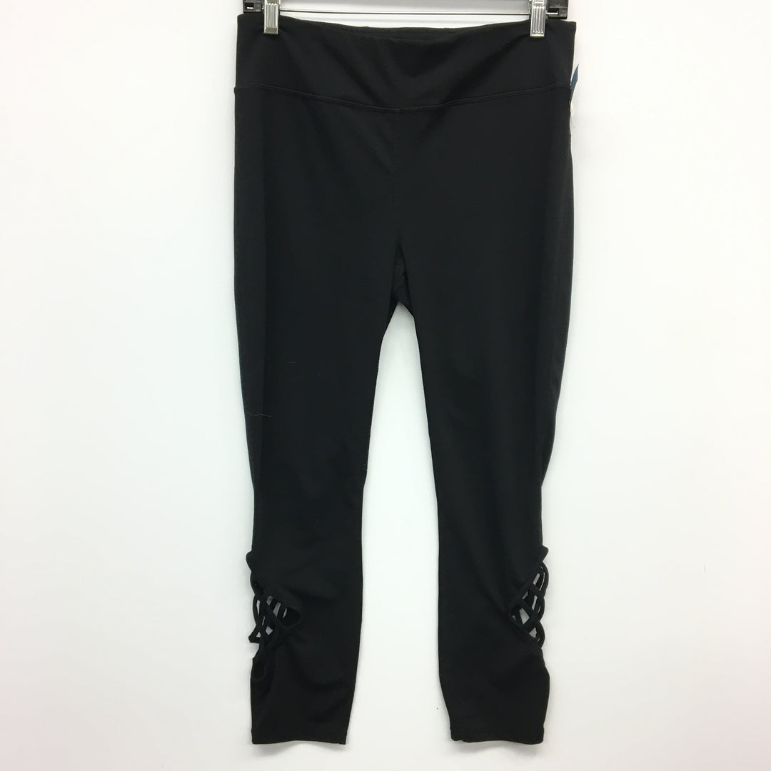Primary Photo - BRAND: GAIAM <BR>STYLE: ATHLETIC PANTS <BR>COLOR: BLACK <BR>SIZE: L <BR>SKU: 205-205318-2467