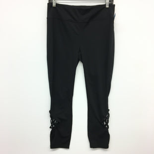 Primary Photo - BRAND: GAIAM STYLE: ATHLETIC PANTS COLOR: BLACK SIZE: L SKU: 205-205318-2467