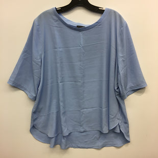 Primary Photo - BRAND: ANN TAYLOR STYLE: TOP SHORT SLEEVE COLOR: BLUE SIZE: 2X SKU: 205-205318-3197