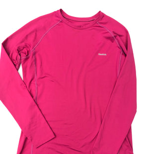 Primary Photo - BRAND: REEBOK STYLE: ATHLETIC TOP COLOR: PINK SIZE: XL SKU: 205-205299-6929