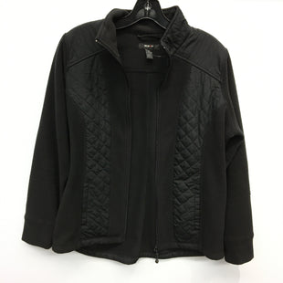 Primary Photo - BRAND: STYLE AND COMPANY STYLE: JACKET OUTDOOR COLOR: BLACK SIZE: M SKU: 205-205250-55212