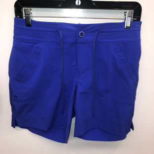 Primary Photo - BRAND: ATHLETA STYLE: ATHLETIC SHORTS COLOR: BLUE SIZE: 2 SKU: 205-205250-62130