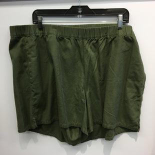 Primary Photo - BRAND: MADEWELL STYLE: SHORTS COLOR: GREEN SIZE: 2X SKU: 205-205330-58