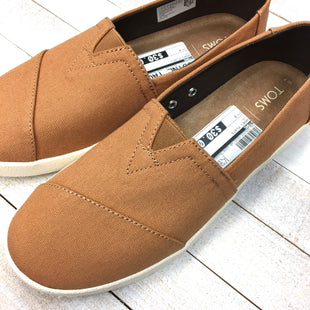 Primary Photo - BRAND: TOMS STYLE: SHOES FLATS COLOR: TAN SIZE: 7 SKU: 205-205250-65351