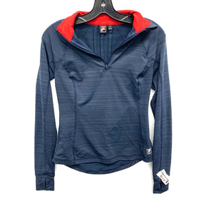 Primary Photo - BRAND: FILA STYLE: ATHLETIC TOP COLOR: NAVY SIZE: XS SKU: 205-205318-215