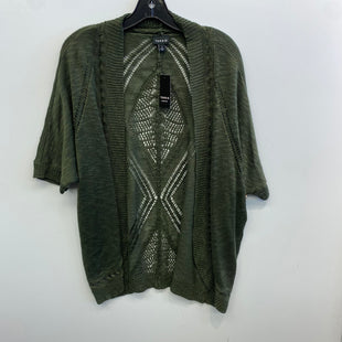 Primary Photo - BRAND: TORRID STYLE: SWEATER CARDIGAN LIGHTWEIGHT COLOR: GREEN SIZE: XL SKU: 205-205318-3756