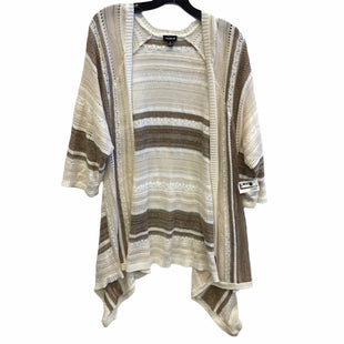 Primary Photo - BRAND: TORRID STYLE: SWEATER CARDIGAN LIGHTWEIGHT COLOR: TAN SIZE: 3X SKU: 205-205318-3755