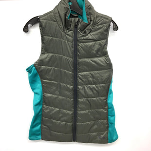 Primary Photo - BRAND: OAKLEY STYLE: VEST DOWN COLOR: GREY SIZE: M SKU: 205-205280-18354