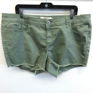 Primary Photo - BRAND: TORRID STYLE: SHORTS COLOR: GREEN SIZE: 18 SKU: 205-205318-515