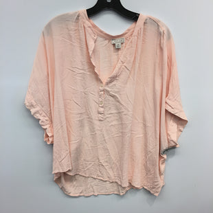 Primary Photo - BRAND:    CLOTHES MENTOR STYLE: TOP LONG SLEEVE COLOR: PINK SIZE: 3X OTHER INFO: POINT SUR - SKU: 205-205318-950