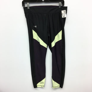 Primary Photo - BRAND: UNDER ARMOUR STYLE: ATHLETIC CAPRIS COLOR: MULTI SIZE: L SKU: 205-205250-77698