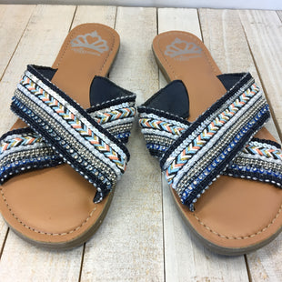 Primary Photo - BRAND: FERGALICIOUS STYLE: SANDALS FLAT COLOR: MULTI SIZE: 6 SKU: 205-205250-64053
