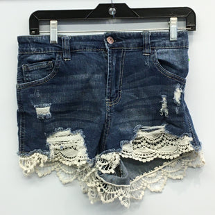 Primary Photo - BRAND: ALMOST FAMOUS STYLE: SHORTS COLOR: DENIM SIZE: 13 SKU: 205-205318-4101