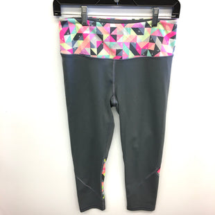 Primary Photo - BRAND: VICTORIAS SECRET STYLE: ATHLETIC CAPRIS COLOR: GREY SIZE: S SKU: 205-205250-69483