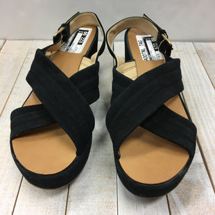 Primary Photo - BRAND: J CREW STYLE: SANDALS HIGH COLOR: BLACK SIZE: 8.5 SKU: 205-205299-15597