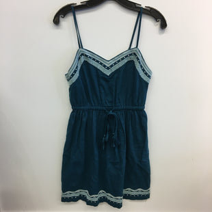 Primary Photo - BRAND: LOFT STYLE: DRESS SHORT SLEEVELESS COLOR: BLUE SIZE: XXS SKU: 205-205318-3473