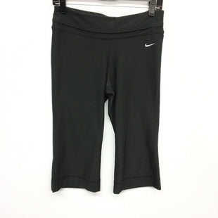 Primary Photo - BRAND: NIKE STYLE: ATHLETIC CAPRIS COLOR: BLACK SIZE: S SKU: 205-205283-1965