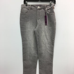 Primary Photo - BRAND: GLORIA VANDERBILT STYLE: PANTS COLOR: GREY SIZE: 6 OTHER INFO: AMANDA SHORT SKU: 205-205318-3356