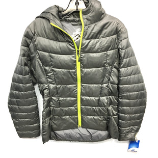Primary Photo - BRAND:    CLOTHES MENTOR STYLE: JACKET OUTDOOR COLOR: GREY SIZE: S SKU: 205-205250-52891