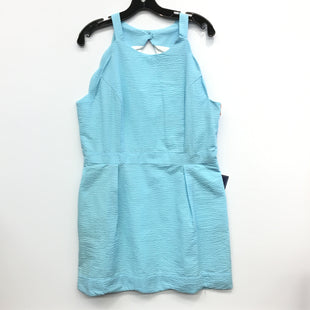 Primary Photo - BRAND: LAUREN JAMES STYLE: DRESS SHORT SLEEVELESS COLOR: BABY BLUE SIZE: XL SKU: 205-205318-3323