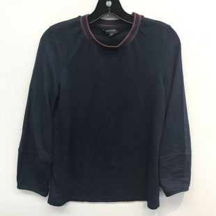 Primary Photo - BRAND: BANANA REPUBLIC O STYLE: TOP LONG SLEEVE COLOR: BLUE SIZE: XS SKU: 205-205250-76524