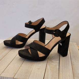 Primary Photo - BRAND: A NEW DAY STYLE: SANDALS HIGH COLOR: BLACK SIZE: 10 SKU: 205-205299-14519