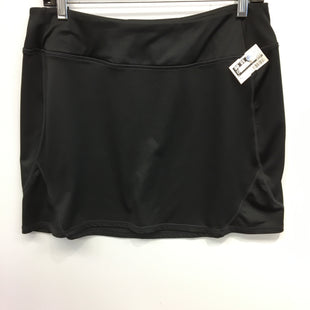 Primary Photo - BRAND: GAIAM STYLE: ATHLETIC SKIRT SKORT COLOR: BLACK SIZE: L SKU: 205-205250-76131
