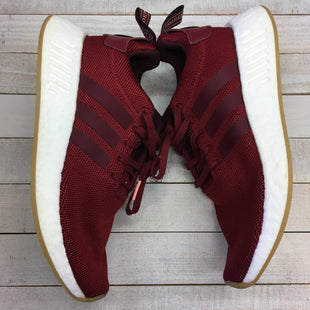 Primary Photo - BRAND: ADIDAS STYLE: SHOES ATHLETIC COLOR: RED SIZE: 6.5 OTHER INFO: MENS 5.5 SKU: 205-205250-70166