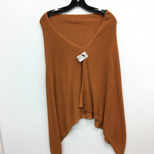 Primary Photo - BRAND: TALBOTS STYLE: PONCHO COLOR: RUST SIZE: M SKU: 205-205250-72385