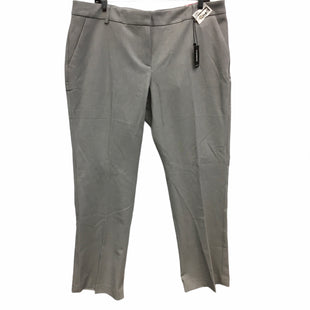 Primary Photo - BRAND: EXPRESS STYLE: PANTS COLOR: GREY SIZE: 16 SKU: 205-205250-73480
