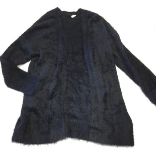 Primary Photo - BRAND: DIVIDED STYLE: SWEATER CARDIGAN LIGHTWEIGHT COLOR: BLACK SIZE: S SKU: 205-205283-1372