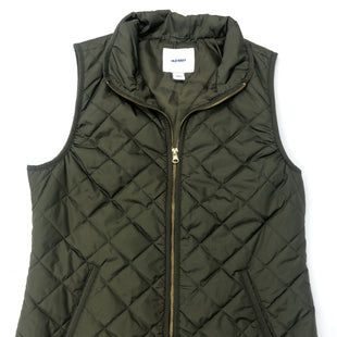 Primary Photo - BRAND: OLD NAVY STYLE: VEST COLOR: GREEN SIZE: M SKU: 205-205250-58337