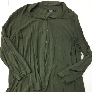 Primary Photo - BRAND: ANA STYLE: TOP LONG SLEEVE COLOR: GREEN SIZE: 1X SKU: 205-205299-8778