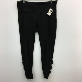 Primary Photo - BRAND: ATHLETA STYLE: ATHLETIC PANTS COLOR: BLACK SIZE: PETITE LARGE SKU: 205-205250-79378
