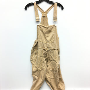 Primary Photo - BRAND: FOREVER 21 STYLE: DRESS LONG SLEEVELESS COLOR: BROWN SIZE: M OTHER INFO: OVERALLS SKU: 205-205250-71658