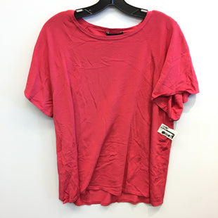 Primary Photo - BRAND: ANN TAYLOR STYLE: TOP SHORT SLEEVE COLOR: CORAL SIZE: L SKU: 205-205250-77758